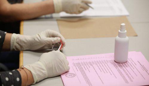 Ponavljanje izbora na 11 biračkih mesta u Kragujevcu 13