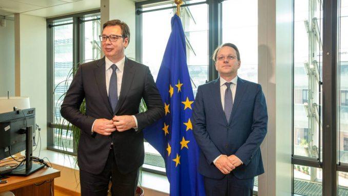 Vučić: Srbija članica EU do 2026. godine 1