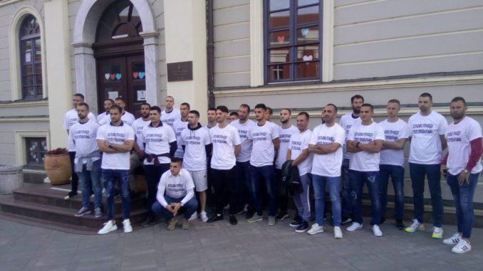 Bivši fudbaleri Borca, Jagodine i Donjeg Srema odbili pomoć FSS od 500 evra 1