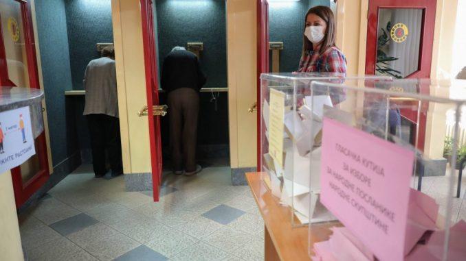 Radna grupa o merama za unapređenje izbornog procesa 1