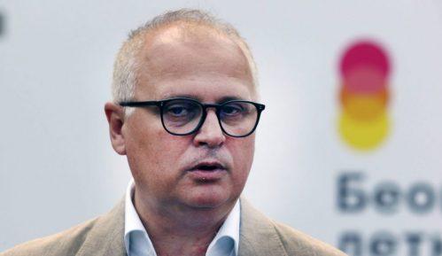 Vesić: Okvirna cena za beogradski metro 4,4, milijarde evra 5