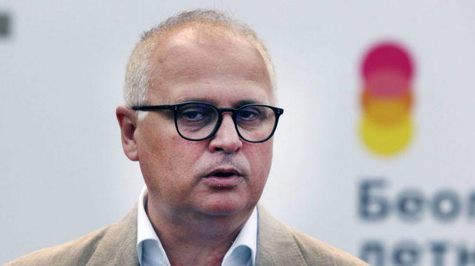 Vesić: Okvirna cena za beogradski metro 4,4, milijarde evra 3