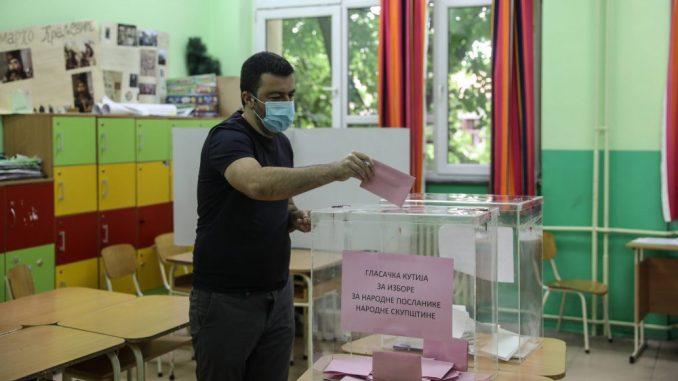 SNS: U Čačku osvojenih 66,1 odsto glasova birača 2