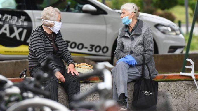Vlada Srbije: Maske obavezne u zatvorenom prostoru, a preporučene na otvorenom 2