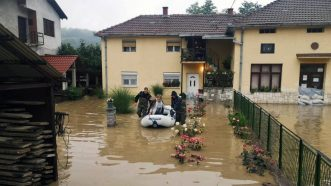 Zbog poplava vanredno stanje u Ivanjici, u 14 opština vanredna situacija (FOTO, VIDEO) 7