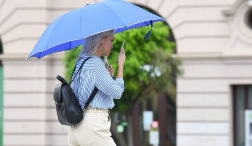 Upozorenje meteorologa: Danas u Srbiji i obilni pljuskovi, grmljavina i olujni vetar 5