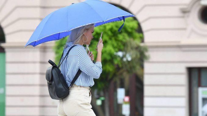 Upozorenje meteorologa: Danas u Srbiji i obilni pljuskovi, grmljavina i olujni vetar 2