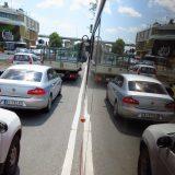 AMSS: Saobraćaj pojačanog intenziteta na graničnim prelazima 14