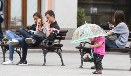 U Srbiji danas 33 stepena, popodne lokalni pljuskovi 6