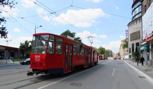 Preminuo čovek koji je ispao iz tramvaja u Beogradu 15