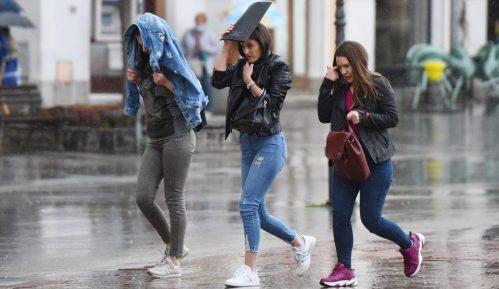 U Srbiji i danas pre podne suvo, a popodne kiša 2