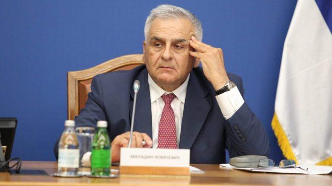 SSP: Kovačevićev politički pamflet podseća na otvorena pisma Željka Mitrovića 1