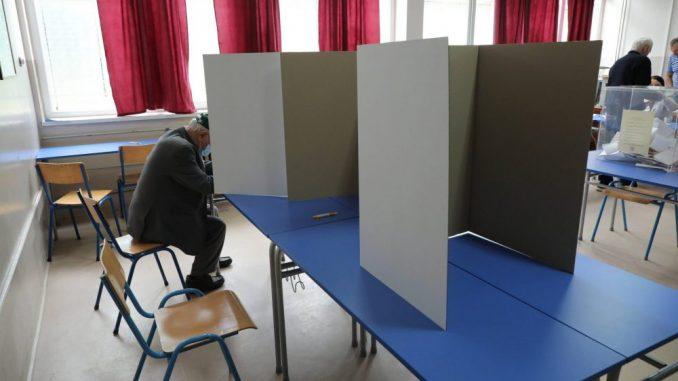 Na koja 234 biračka mesta se ponavljaju izbori 1. jula? 5