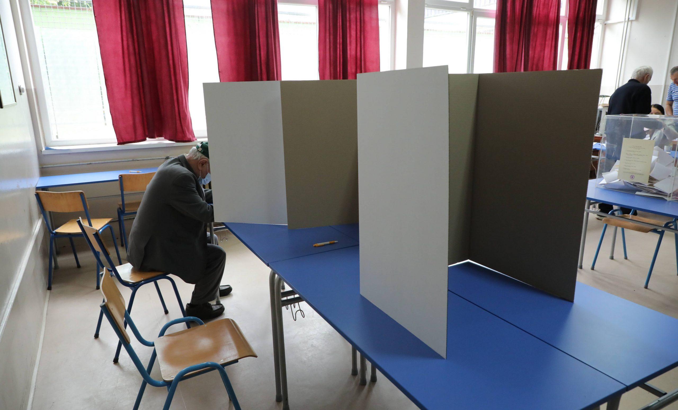Na koja 234 biračka mesta se ponavljaju izbori 1. jula? 1