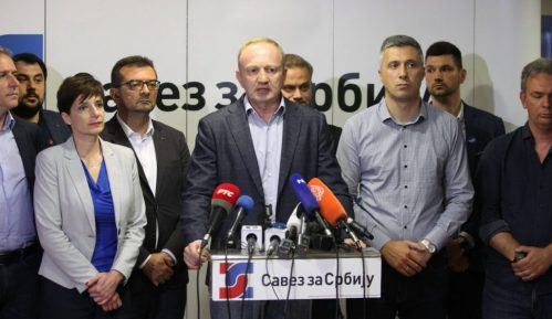 SZS: Tražimo smene odgovornih u vrhu policije zbog primene sile nad demonstrantima 15