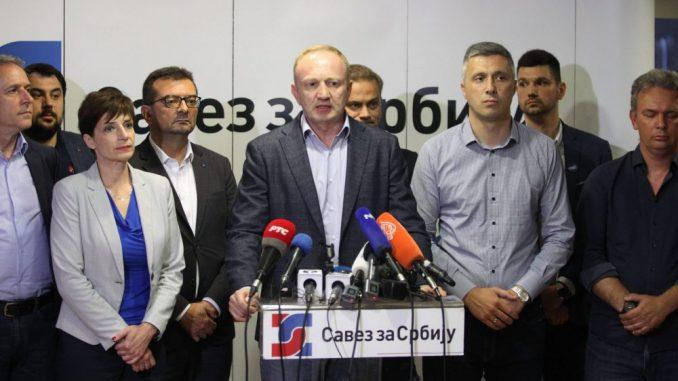SZS: Tražimo smene odgovornih u vrhu policije zbog primene sile nad demonstrantima 1