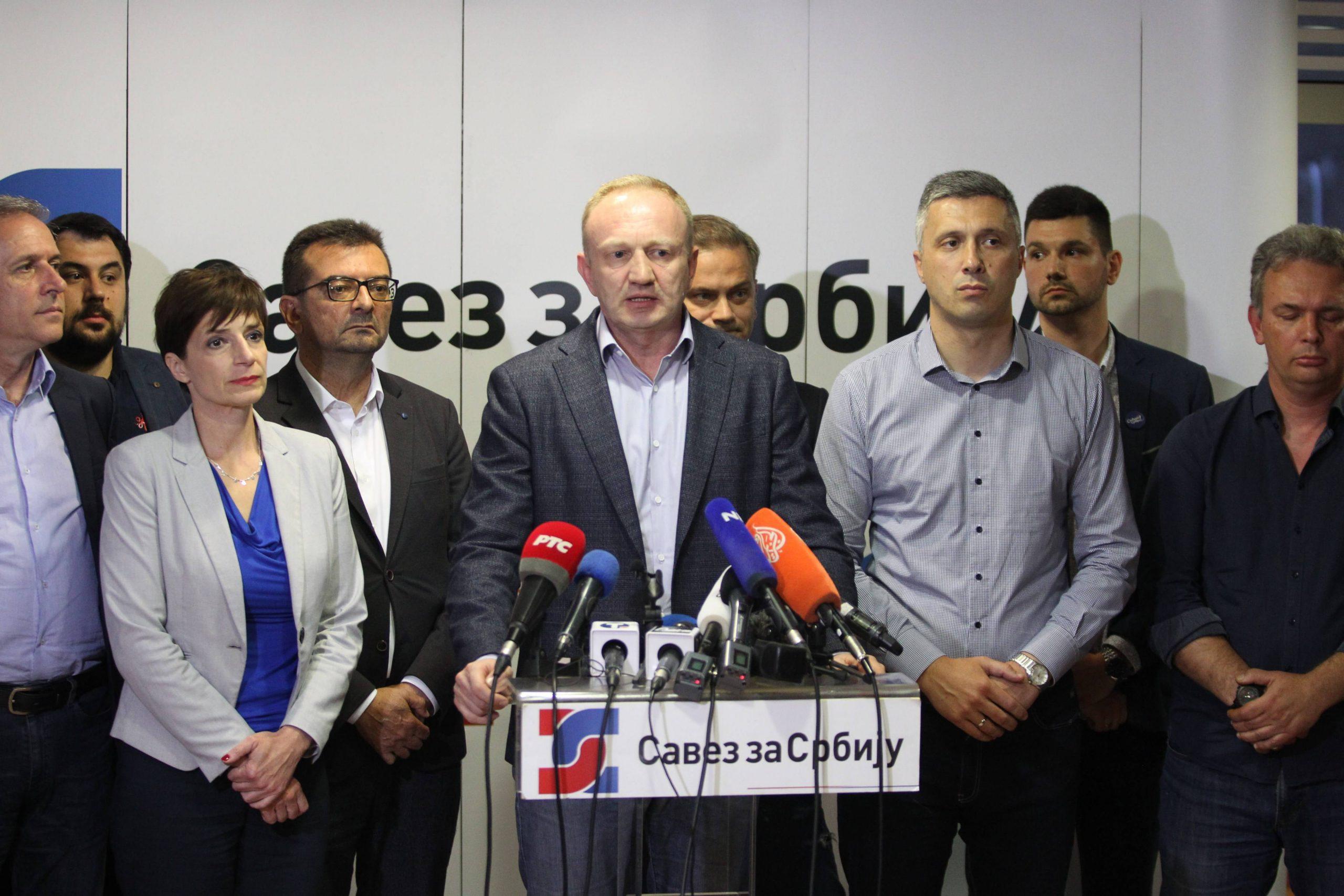 Savez za Srbiju više ne postoji 1