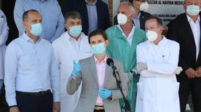 Sklanjali obolele iz hodnika bolnice da se premijerka i ministri ne stresiraju 2