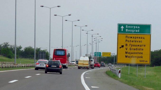 AMSS: Saobraćaj umeren, mogući zastoji zbog radova 2