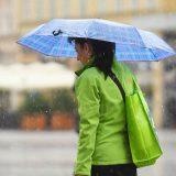 Danas obilne padavine, sutra oblačno i toplo 11
