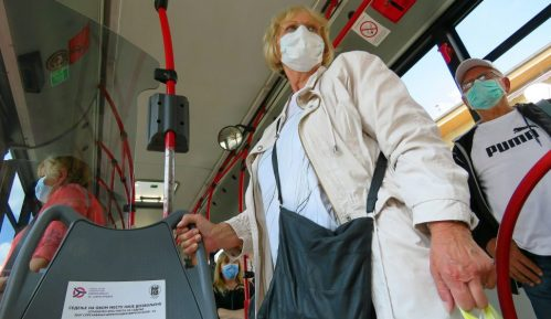 Krizni štab: Obavezno nošenje maski u prevozu i zatvorenim prostorima u Beogradu 3