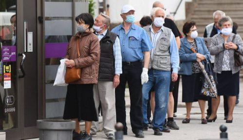 Još 4.995 novoobolelih, 31 osoba preminula, na respiratorima 212 6