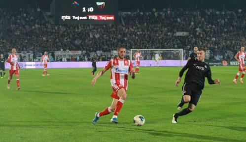 Fudbaleri Crvene Zvezde i Partizana 18. oktobra na 163. večitom derbiju 13