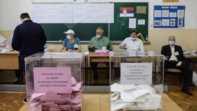 SNS traži novo prebrojavanje glasova na Novom Beogradu 3