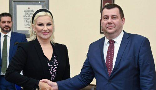 Mihajlović i Pinter o obnovi pruge Subotica - Segedin 9