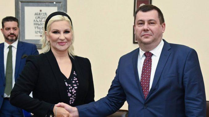 Mihajlović i Pinter o obnovi pruge Subotica - Segedin 2