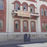 Studenti pokušali blokadu Rektorata, obezbeđenje ih izbacilo iz zgrade 11