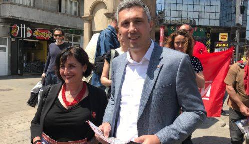 Obradović: Pozivam kolege iz opozicije da ne učestvuju na neustavnim izborima 12