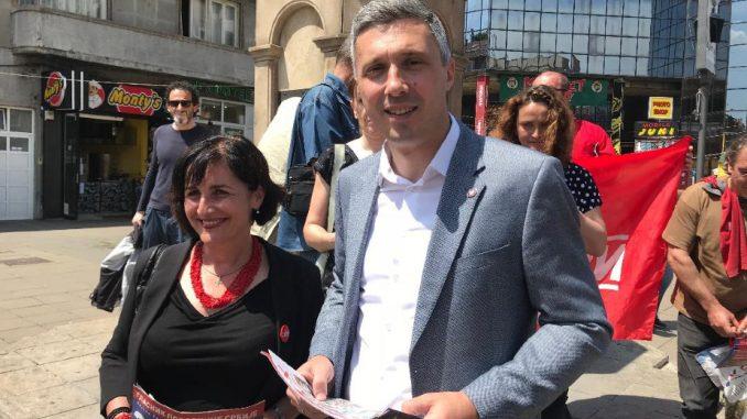 Obradović: Pozivam kolege iz opozicije da ne učestvuju na neustavnim izborima 3