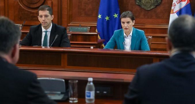 Brnabić zahvalila Lajčaku na pomoći u traženju rešenja između Beograda i Prištine 2