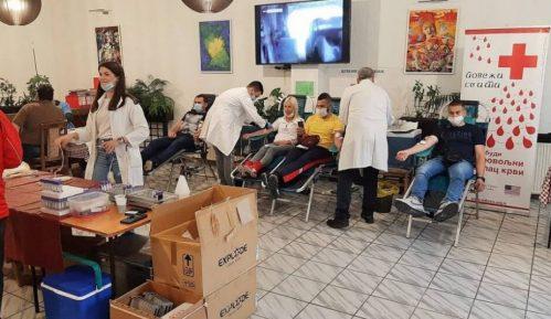 Letnja kampanja dobrovoljnog davanja krvi počela u Požarevcu 7