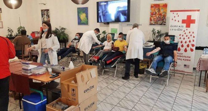 Letnja kampanja dobrovoljnog davanja krvi počela u Požarevcu 5
