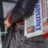 Sloga: Hajkom na dnevni list Danas ugrožavaju se ljudi koji tamo rade 9