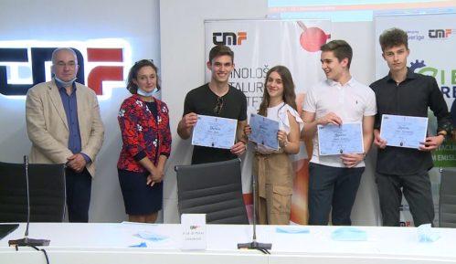 """Ekipa """"5a"""" iz Pete beogradske gimnazije pobednik Druge tehnološke studije slučaja 3"""