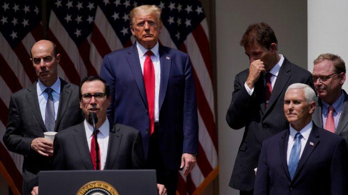Tramp: Amerika u velikoj meri savladala pandemiju 5