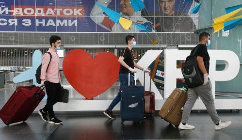 Srpski državljani od danas mogu da putuju u Ukrajinu 1