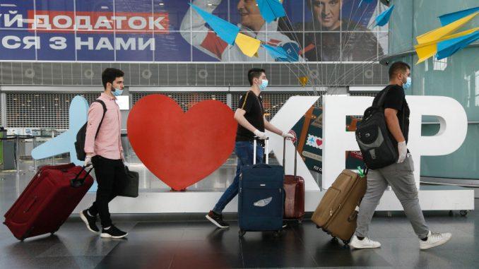 Srpski državljani od danas mogu da putuju u Ukrajinu 3