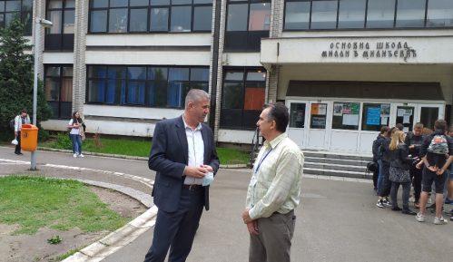 Kićović: Zadovoljni smo kako je do sada protekao sam tok završnog ispita 2