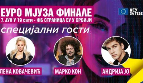 Proglašeni pobednici muzičkog konkursa Euro Mjuza 10