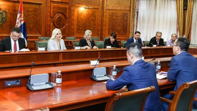 Mihajlović: Vrednost zajedničkih infrastrukturnih projekata sa Kinom veća od sedam milijardi evra 2