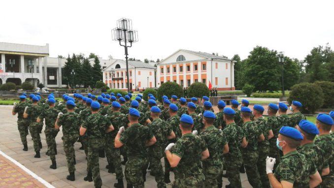 Gardisti Vojske Srbije u jeku priprema za Paradu pobede u Moskvi (FOTO) 3