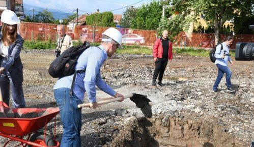"""Počela gradnja nove zgrade osnovne škole """"Sveti Sava"""" u Kraljevu 14"""