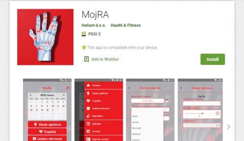 Startovala aplikacija za praćenje reumatskih promena kod obolelih 12