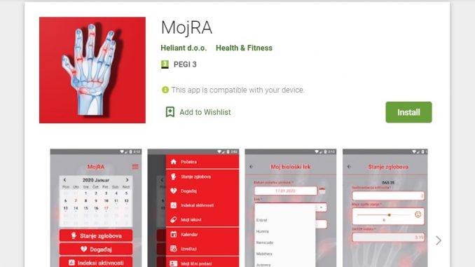 Startovala aplikacija za praćenje reumatskih promena kod obolelih 2
