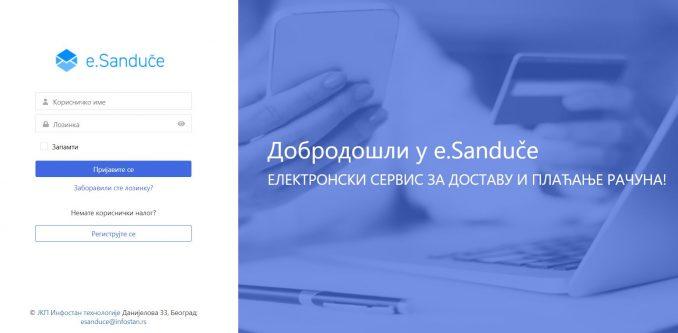 Infostan predstavio portal za elektronsku dostavu i plaćanje računa 1