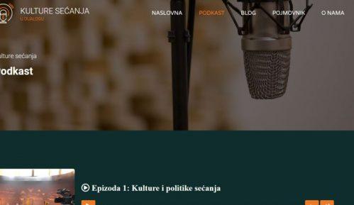 FHP pokreće audio podkast i blog Kulture sećanja u dijalogu 5